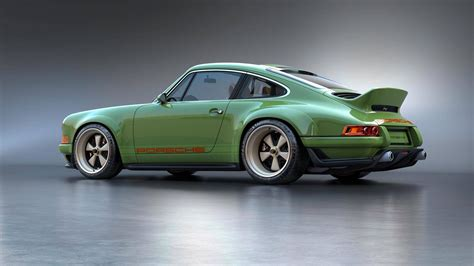 new porsche 911 singer 39 s new 500 hp absinthe porsche 911 is the ultimate