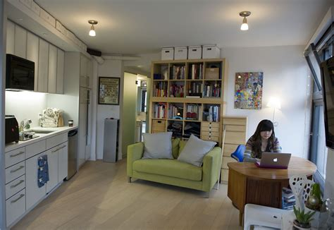 Small Loft In An School by Vancouver Micro Loft Tiny Homes In 2019 Micro