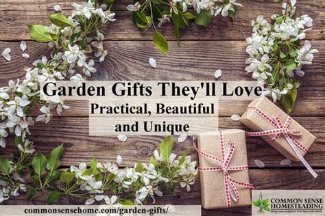 Unique Garden Gifts - garden gifts they ll practical beautiful and