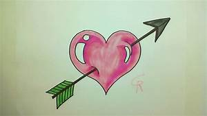 Cute Drawings Of Hearts - DRAWING ART IDEAS