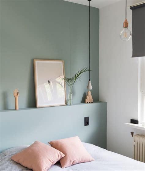peinture verte chambre 1001 idées déco charmantes pour adopter la nuance vert