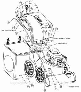 Billy Goat Mv650h Parts Diagram For Vacuum Assembly