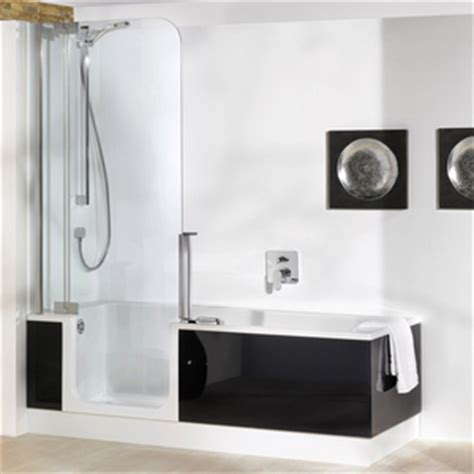 duschbadewanne mit tür bau praxis 187 dusche oder wanne