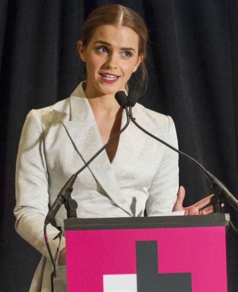 Emma Watsons Speech About Feminism At The Heforshe