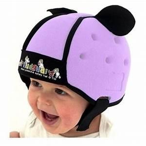 Casque De Protection Bébé : casque de protection pour enfant lila par thudguard ~ Dailycaller-alerts.com Idées de Décoration