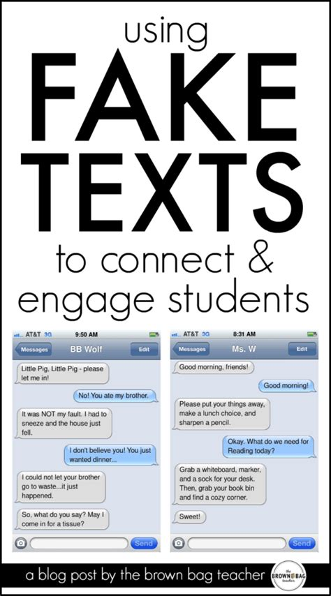 Texting In The Classroom  The Brown Bag Teacher