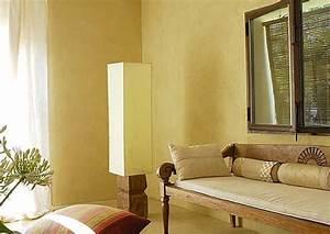 Peinture A La Chaux Interieur : badigeon de chaux pour interieur et exterieur badimat ~ Dailycaller-alerts.com Idées de Décoration