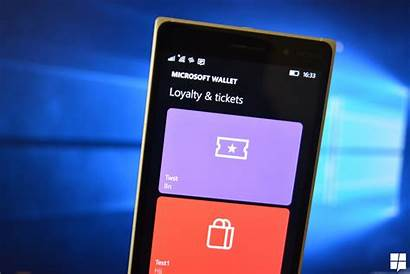 Wallet Microsoft Windows Mobile Early App Experience