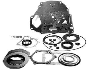 Chevy Parts Transmission Master Overhaul Kit For Powerglide