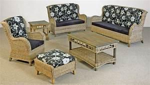Rattan Outdoor Möbel : rattanm bel wohnzimmer ~ Sanjose-hotels-ca.com Haus und Dekorationen