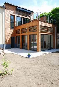 Extension Maison Préfabriquée : 770 maisons contemporaines d 39 architectes page 5 ~ Melissatoandfro.com Idées de Décoration