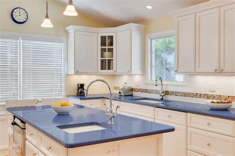 Kitchen Tile Backsplash Designs - blue kitchen countertops kitchen beach with alessi teapot beach house beeyoutifullife com