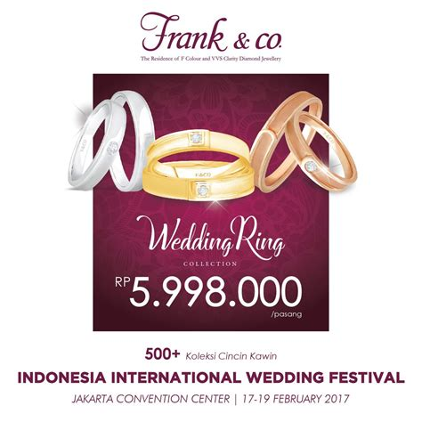 frank co quot get more than 500 wedding ring collection with special price at