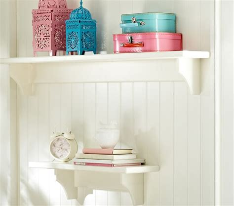 pottery barn shelf hayden shelves pottery barn