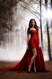 #TVD promo nina dobrev - elena gilbert   Vampire ...