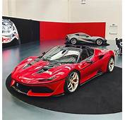 Ferrari J50  Cars Motorcycles Exotic Sports