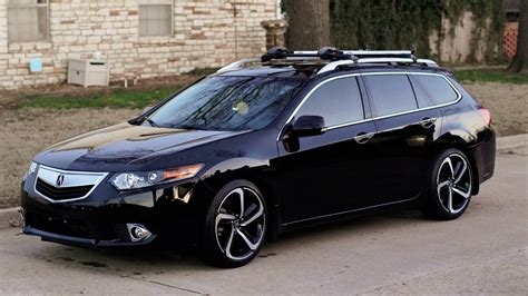 finished 2014 tsx wagon simple mods acurazine acura