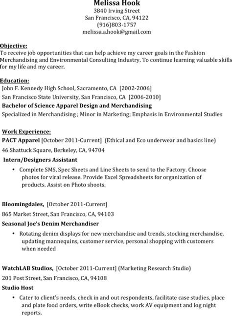Tailor Seamstress Resume Sle by Factory Seamstress Resume Tailor Seamstress Resume