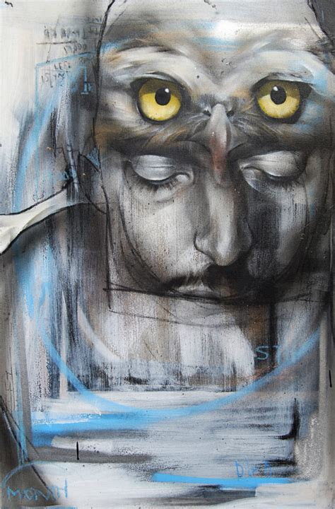 ever artists artist painting graffiti painter artwork street canvas artworks awesome bestever inspiring realistic owl trendland twistedsifter projects various works