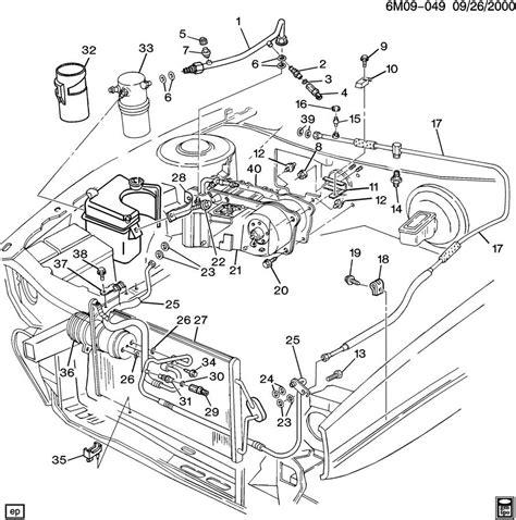 cadillac eldorado fuse box diagram auto electrical