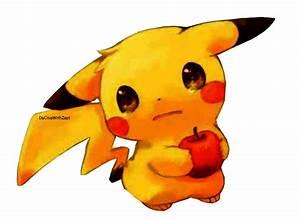 Cute Pikachu ~Pokemon by DaOneWithZest on DeviantArt