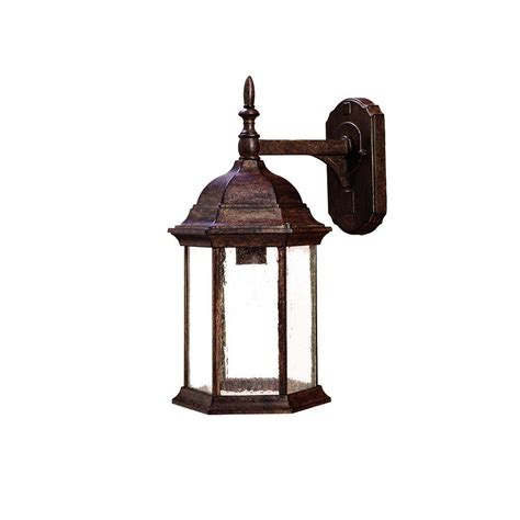 acclaim lighting craftsman collection 1 light black coral