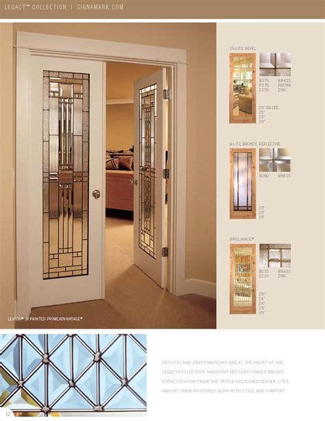signamark interior doors signamark interior door catalog