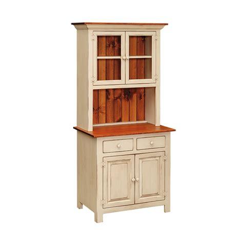 kitchen furniture hutch small kitchen hutch peaceful valley amish furniture
