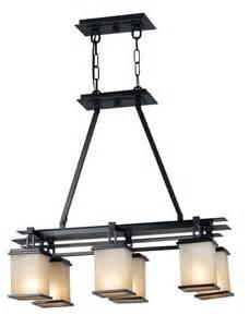 pendant light fixtures for kitchen island kenroy home 90386orb plateau island light