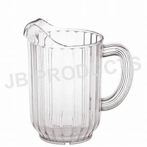 PC Unbreakable Beer Pitcher 1800ml 8552 free shiping-in ...