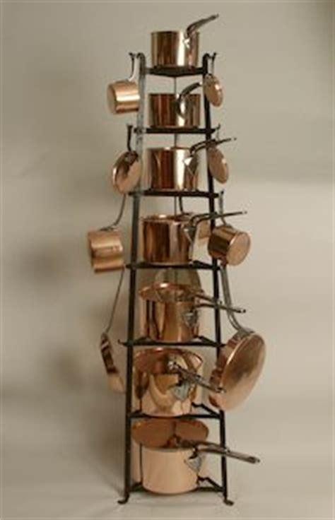 images  pan storage  pinterest plumbing pipe decorative shelves  pot racks