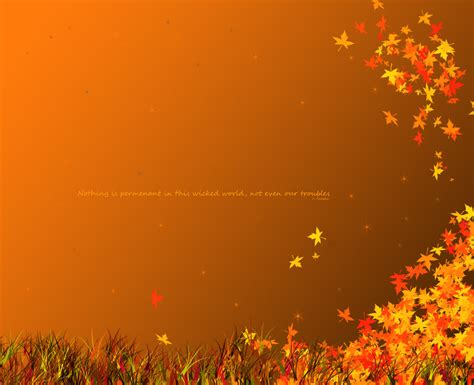 fall backgrounds with quotes quotesgram