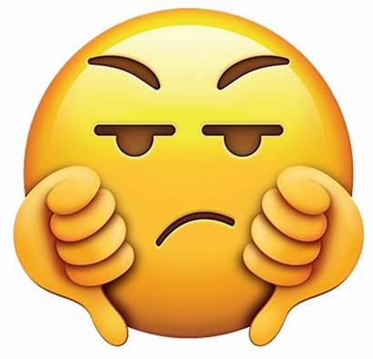 Emoji Funny Lol Follow Down Face Clipart