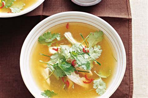 hot  sour chicken soup recipe tastecomau