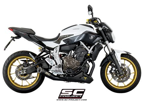 yamaha mt 07 sc project yamaha mt 07 exhaust sc project