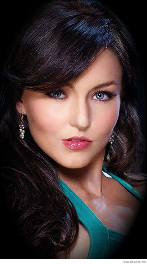 lovely angelique boyer style