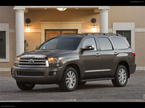 toyota sequoia  exotic car wallpapers