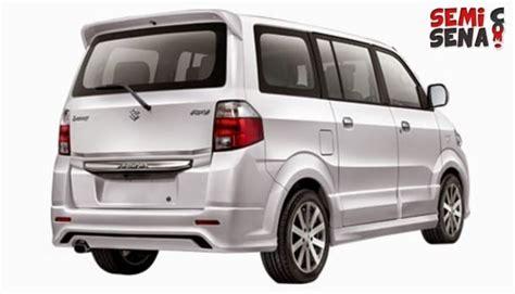Gambar Mobil Gambar Mobilsuzuki Apv Luxury by Harga Suzuki Apv Arena Review Spesifikasi Gambar