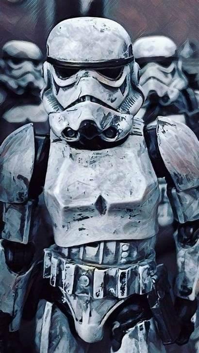 Wars Trooper Iphone Storm Stormtrooper Clone Fondos
