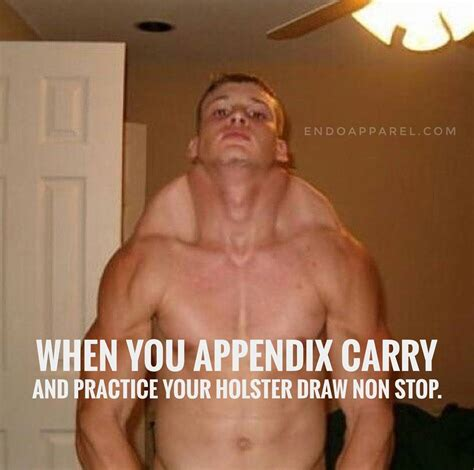 appendix handgun carry life