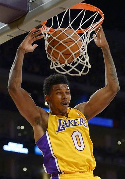 Young Nick Lakers Basketball Gasol Warriors Chad