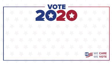 voter registration digital toolkit  care  vote