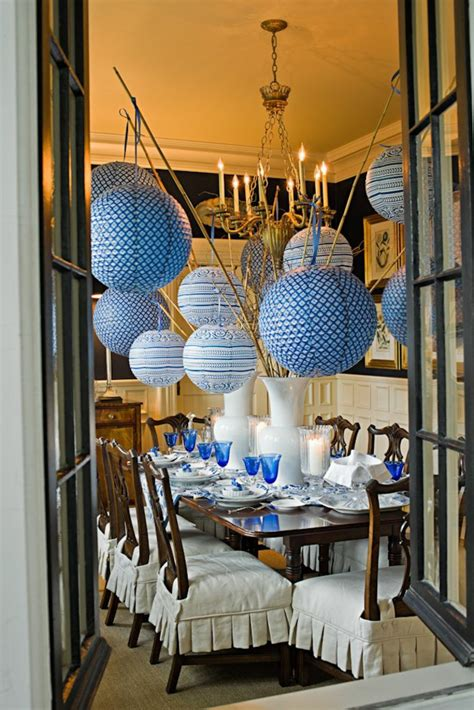 la boule chinoise est  joli  original moyen de decoration
