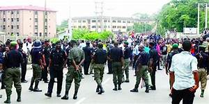 "Nigeria Police ""Worst In The World""- Report - Sahara Reporters"