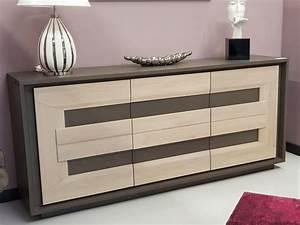 Meuble Bas But : meuble bas en ch ne massif disponible prix sp cial ~ Teatrodelosmanantiales.com Idées de Décoration