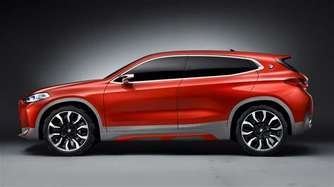 2018 Bmw X2 Concept 2 Wallpaper