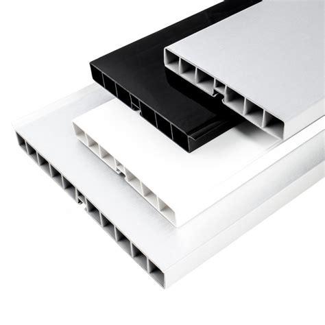 plinthe alu cuisine plinthe pvc pour cuisine 100mm 150mm 1 5m noir aluminium