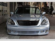 VIP Lexus LS 400 Barely Touches the Ground autoevolution