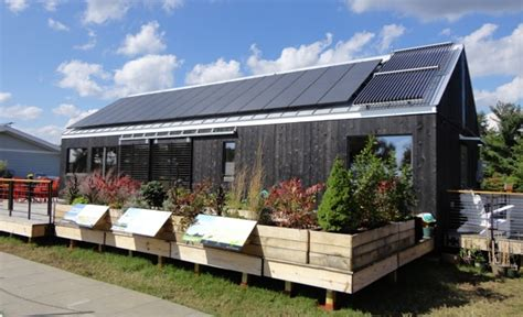 An Active & Passive Solar Home Inspired By Emerson  Green