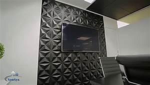 Decoration Led Interieur : rev tement mural panneaux 3d d coration d 39 int rieur s n gal sensys afric ~ Nature-et-papiers.com Idées de Décoration